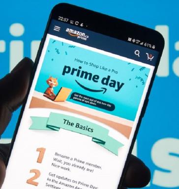 <!--Dois dias de descontos exclusivos aos clientes Prime, da Amazon, terminaram nesta terça-->
